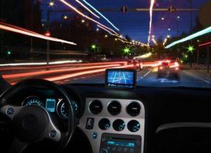 GPS At Night