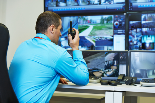 GPS tracking for security businesses