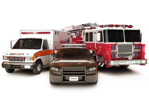 GPS Tracking For Emergency Responders