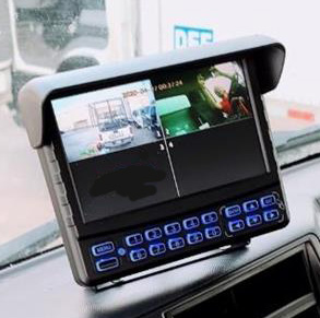 LCD In-Cab