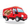 Truck Freight Transportation GPS Fleet Tracking