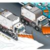Snow Plow GPS Fleet Tracking