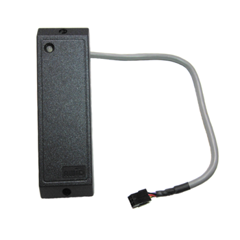 Driver ID with RFID or HID Card Reader